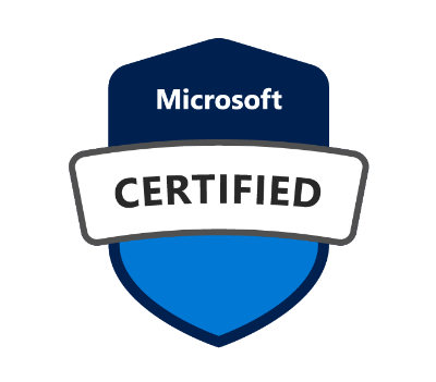 Microsoft Technical Certifications badge